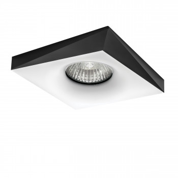 Встраиваемый точечный декоративный светильник под заменяемые галогенные или LED лампы Miriade Lightstar 011006