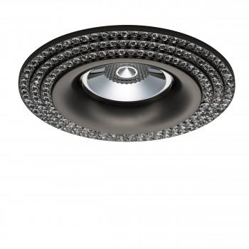 Встраиваемый точечный декоративный светильник под заменяемые галогенные или LED лампы Miriade Lightstar 011977