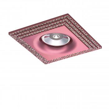 Встраиваемый точечный декоративный светильник под заменяемые галогенные или LED лампы Miriade Lightstar 011988