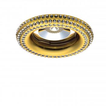 Встраиваемый точечный декоративный светильникMiriade Lightstar 011992