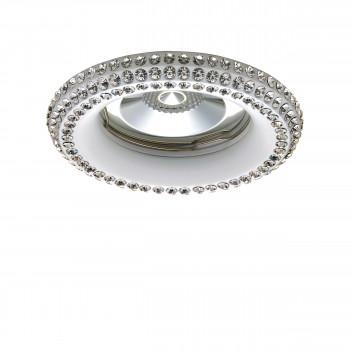 Встраиваемый точечный декоративный светильникMiriade Lightstar 011996