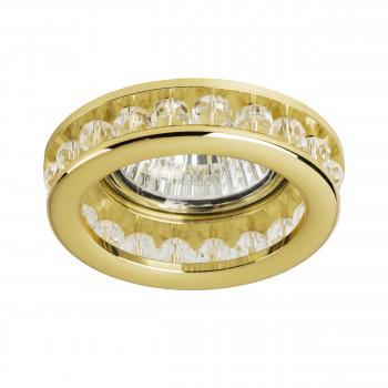 Встраиваемый точечный декоративный светильникMonilo Lightstar 031702