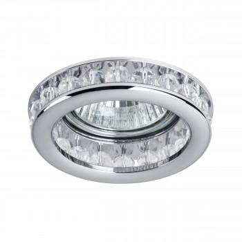 Встраиваемый точечный декоративный светильникMonilo Lightstar 031704