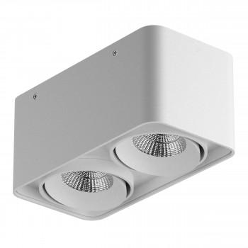 Светодиодный накладной точечный декоративный светильник Monocco Lightstar 052126