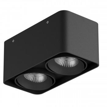 Светодиодный накладной точечный декоративный светильник Monocco Lightstar 052327