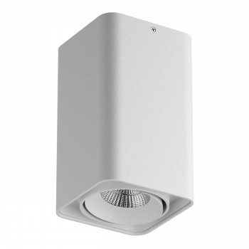 Светодиодный накладной точечный декоративный светильник Monocco Lightstar 052336