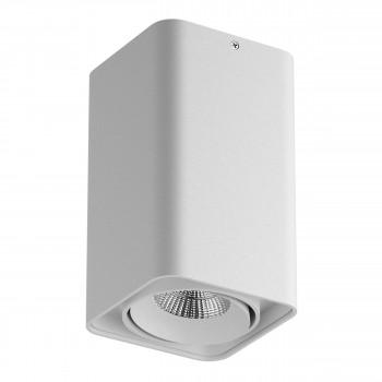Светодиодный накладной точечный декоративный светильник Monocco Lightstar 052136