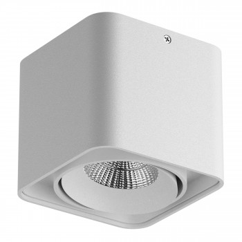 Светодиодный накладной точечный декоративный светильник Monocco Lightstar 052116