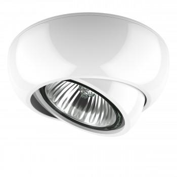 Встраиваемый точечный декоративный светильник под заменяемые галогенные или LED лампы Ocula Lightstar 011816