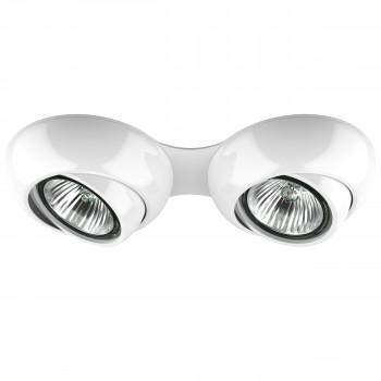Встраиваемый точечный декоративный светильник под заменяемые галогенные или LED лампы Ocula Lightstar 011826