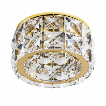 Встраиваемый точечный декоративный светильник Onda grande Lightstar 032802