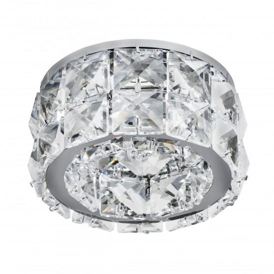 Встраиваемый точечный декоративный светильник Onda grande Lightstar 032804 в интернет-магазине ROSESTAR фото