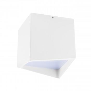 Светодиодный накладной светильник заливающего света Quadro Lightstar 214476