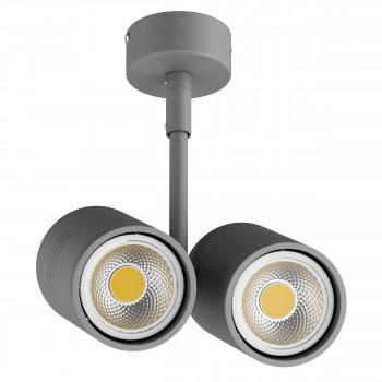Накладной точечный светильник под заменяемые галогенные или LED лампы Rullo Lightstar 214449