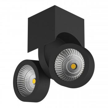 Светодиодный накладной точечный декоративный светильник Snodo Lightstar 055373