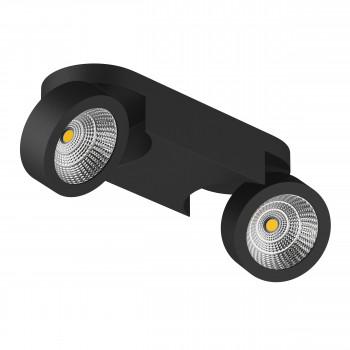 Светодиодный накладной точечный декоративный светильник Snodo Lightstar 055273