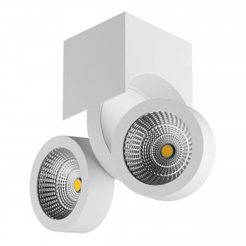 Светодиодный накладной точечный декоративный светильник Snodo Lightstar 055363