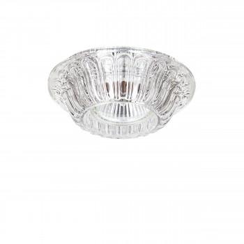 Встраиваемый точечный декоративный светильник под заменяемые галогенные или LED лампы Torcea Lightstar 006332