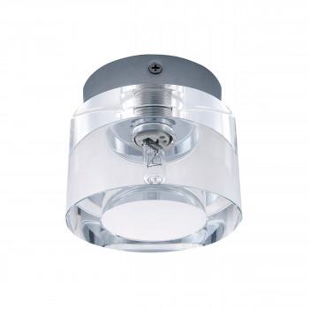 Накладной точечный декоративный светильник Tubo Lightstar 160104