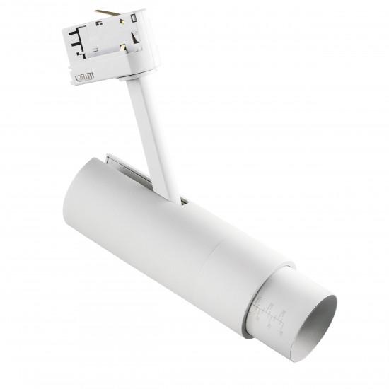 Светодиодный трековый светильник Fuoco Lightstar 215436 в интернет-магазине ROSESTAR фото