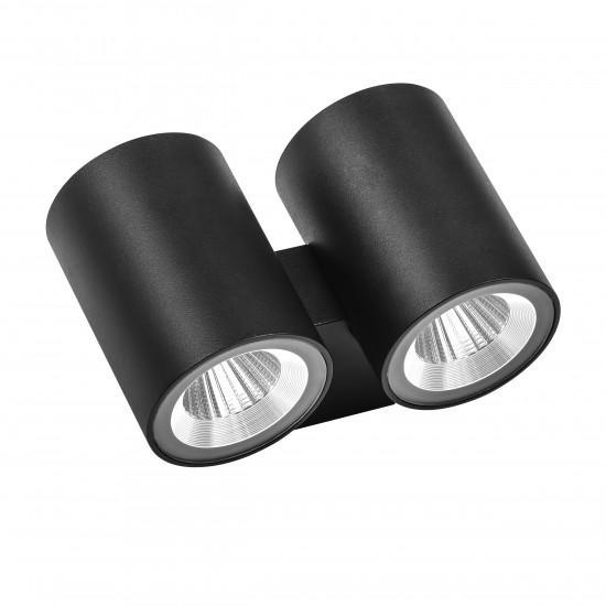 Уличный настенный светодиодный светильник Paro Lightstar 352672 в интернет-магазине ROSESTAR фото
