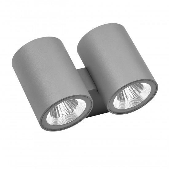 Уличный настенный светодиодный светильник Paro Lightstar 352694 в интернет-магазине ROSESTAR фото