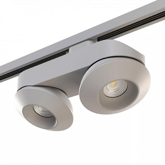 Трековый светодиодный светильник на штанге Orbe Orbe Lightstar A1T051329
