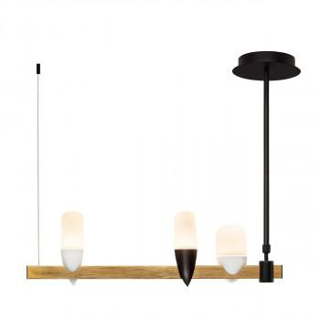 Подвесной светильник Loft it Whisper 1028-3BL