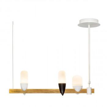 Подвесной светильник Loft it Whisper 1028-3WH