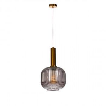 Подвесной светильник Loft it Iris 2070-B+BR