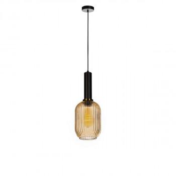 Подвесной светильник Loft it Iris 2071-A+BL