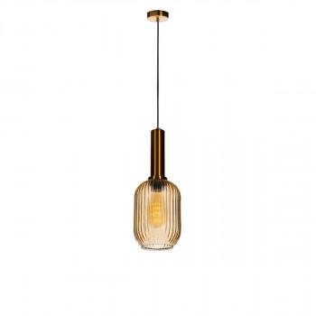 Подвесной светильник Loft it Iris 2071-A+BR