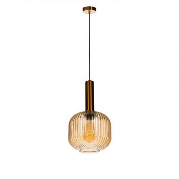 Подвесной светильник Loft it Iris 2071-B+BR