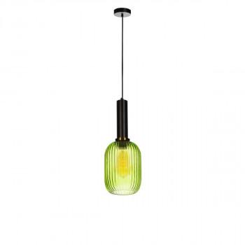 Подвесной светильник Loft it Iris 2072-A+BL