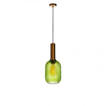 Подвесной светильник Loft it Iris 2072-A+BR