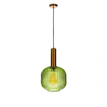 Подвесной светильник Loft it Iris 2072-B+BR