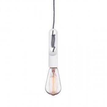 Подвесной светильник Loft it Wickle LOFT1510WH