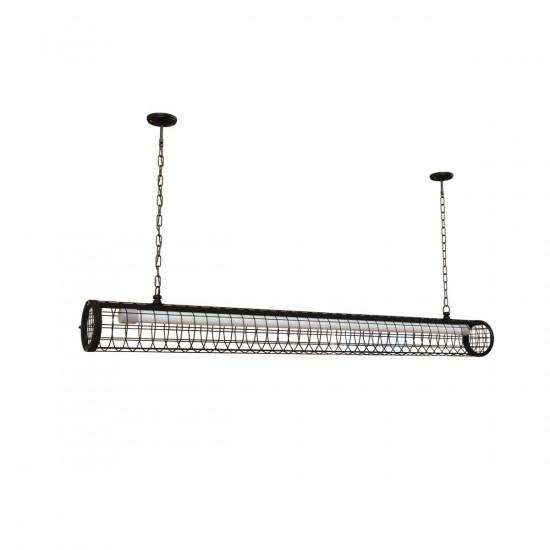 Подвесной светильник Loft it Office LOFT1702BK в интернет-магазине ROSESTAR фото