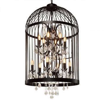 Подвесная люстра Loft it Vintage birdcage LOFT1891/12
