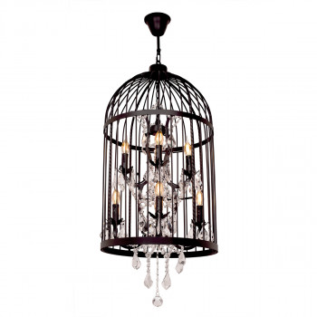 Подвесная люстра Loft it Vintage birdcage LOFT1891/8