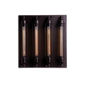 Настенно-потолочный светильник Loft it Loft industrial cage LOFT2113W-4