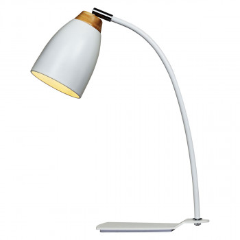 Настольная лампа Loft it Watchman LOFT4402T-WH