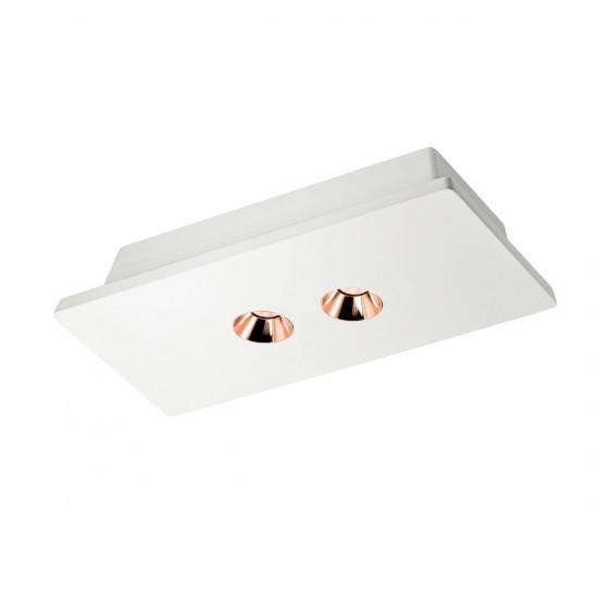 Потолочный светильник Loft it Architect OL1072-WG/2 в интернет-магазине ROSESTAR фото