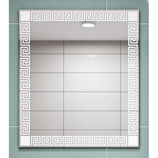 Зеркало Версаче 100х90 сенсор в интернет-магазине ROSESTAR фото