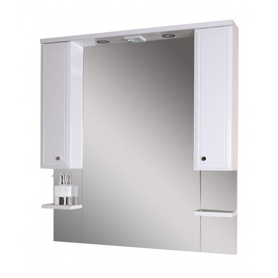 Зеркало-шкаф Классика 105 в интернет-магазине ROSESTAR фото