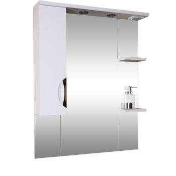 Зеркало-шкаф Люкс 80