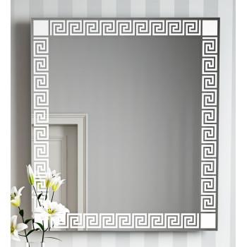 Зеркало с подсветкой Версаче 80х70 сенсор