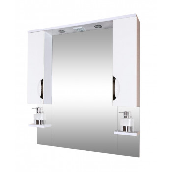 Зеркало-шкаф Монако 105