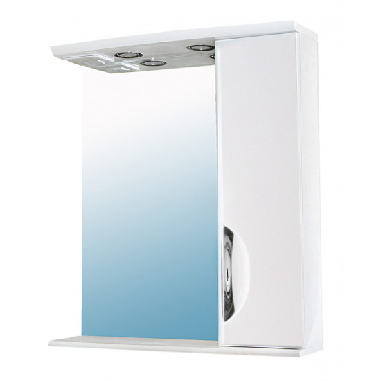 Зеркало-шкаф Люкс 58 в интернет-магазине ROSESTAR фото