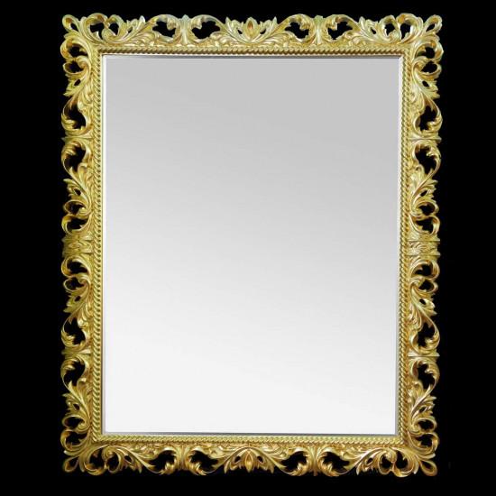 Рама для зеркала RS-З.007 Поталь золотая глянцевая в интернет-магазине ROSESTAR фото